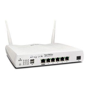 Draytek Vigor V2865AC-K VDSL2 Ethernet WiFi VPN Router