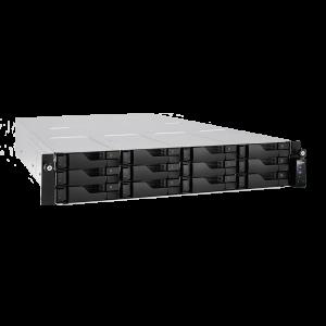 Asustor AS6212RD NAS/storage server Rack